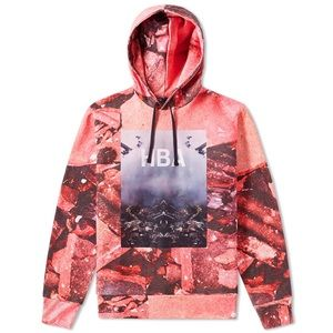 Hood By Air Overcome Hoodie RARE!!